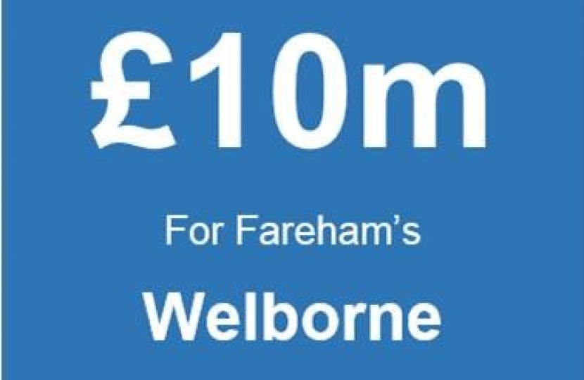 Funding for Welborne