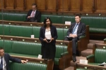 Suella in the House of Commons